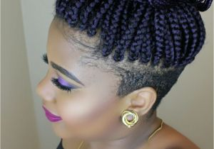 Womens Hairstyles Shaved Sides Braids with Shaved Sides Braids by Juz Pinterest
