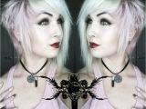 Womens Short Punk Hairstyles How I Style My Short Alternative Hair Emo Scene Goth Punk Whatever