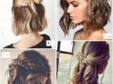 Workout Hairstyles for Short Hair Cool Hair Style Ideas 6 Hair Pinterest