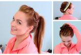 Workout Hairstyles Long Hair 3 Workout Ready Hairstyles Diy Headband