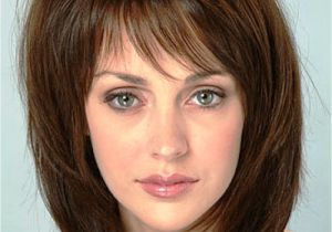 Www.hairstyles for Medium Length Hair 20 Medium Hairstyles for Round Faces Tips Magment