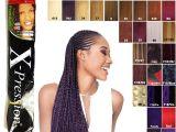 Xpression Braids Hairstyles Amazon X Pression Premium original Ultra Braid Colour 2 [misc