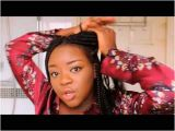 Youtube Braided Hairstyles for Short Hair 7 Ways to Cover Thin or No Edges with Braids by Tasha Tay