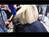 Youtube Graduated Bob Haircut Bobbie S Clipper Buzz Cut Bangs & Layers Haircut Graduated