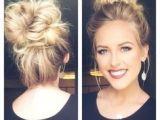 Youtube Hairstyles Messy Buns ▷ Easy Messy Bun Tutorial