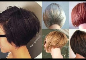 Youtube Short Bob Haircuts Short Stacked Layered Bob Haircut